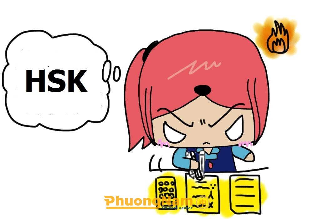 Các tips thi HSK 3 đạt điểm cao