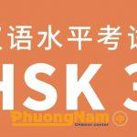 Cấu trúc đề thi HSK 3